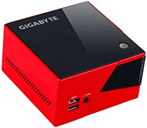 Gigabyte Mini PC Barebone Intel Core i5-4570R 3.2GHz Iris Pro Graphic 5200 (GB-BXi5-4570R)