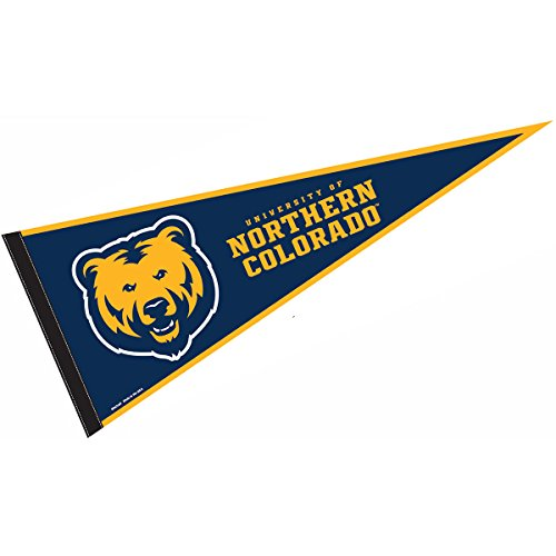 University of Northern Colorado 12x30 Felt Pennant