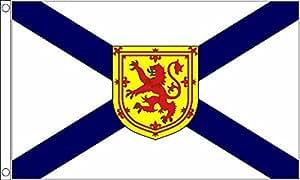 Bandera de Nueva Escocia