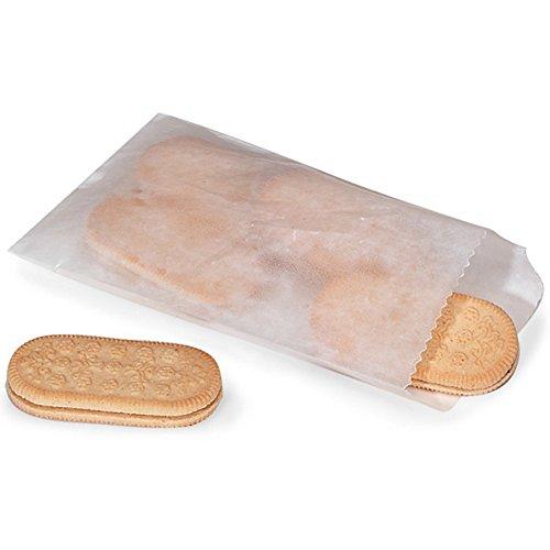 Glassine Favor Bags (Sophie's Favors 1/4 Lb Translucent Glassine Bags - 3.75in. X 6.25in. - 2000 Pieces)