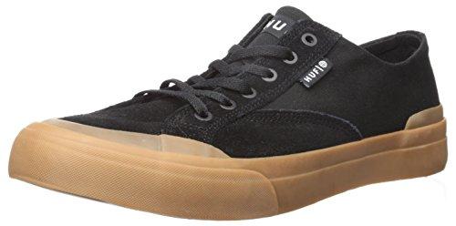 Huf Mens Classico Less Scarpa Da Skate Nero / Gum