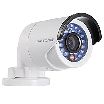 Hikvision Digital Technology DS-2CD2042WD-I(4MM) Cámara de seguridad IP Exterior Bala Blanco 2688 x 1520Pixeles: Amazon.es: Electrónica