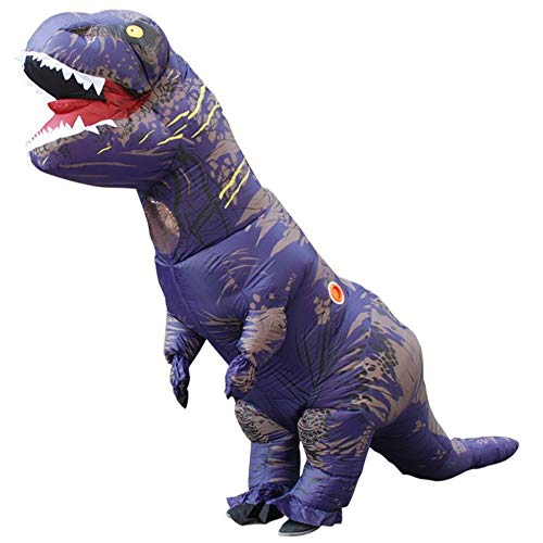 T-REX Inflatable Dinosaur Costume Trex Funny Costume Kids