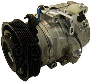 A//C Evaporator Core Global 4711280