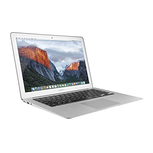 Apple MacBook Air MD761LL/B 13.3-Inch Laptop - Silver (Certified Refurbished)