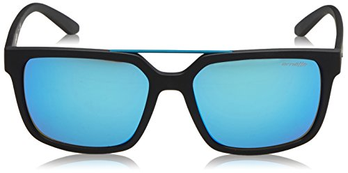Gafas Sol Unisex Negro Blue 01 Adulto Black Arnette Matte 0AN4231 57 25 de 6XUqTSn