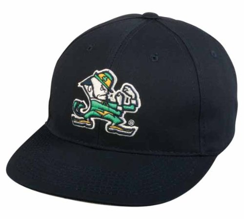 Notre Dame Fighting Irish YOUTH Cap Officially Licensed NCAA Authentic Replica Baseball/Football Hat