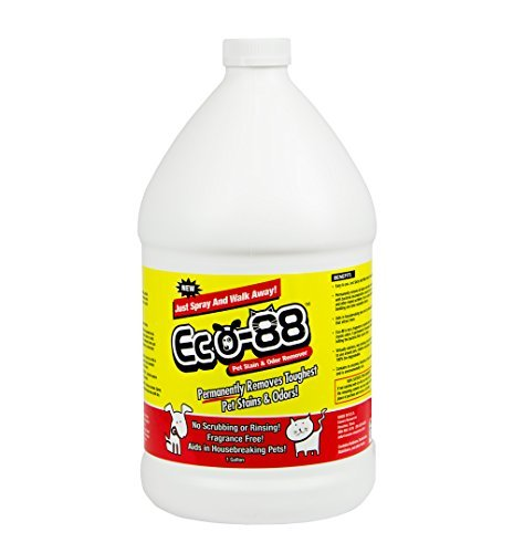 (Eco-88 Pet Stain & Odor Remover - 1 Gallon)
