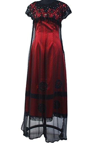 Wecos Titanic Rose Dress Victorian Halloween Costume XXX-Large