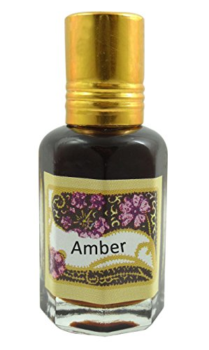 10ml Amber Fragrance Perfume Oil 100% Pure and Natural With Box