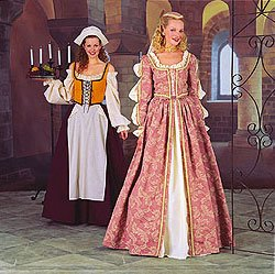 [McCall's Elizabethan Costume Pattern # 2793, Sizes 12-14-16] (Elizabethan Costume Patterns)