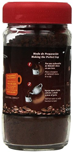 Nescafe Dolca 1.76 Oz Containers (Pack of 2)