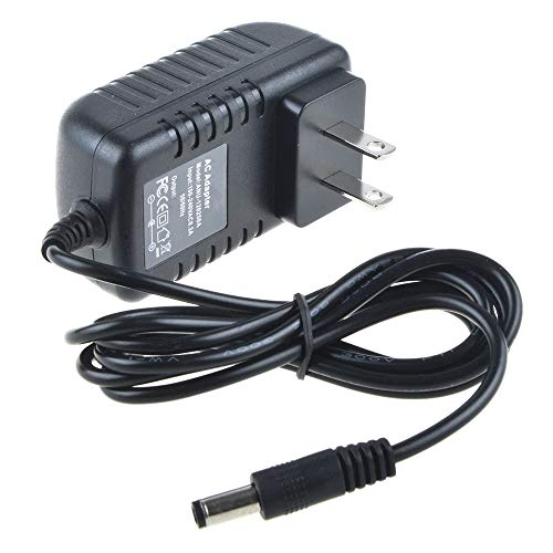 Modeling Guitar 15w - SLLEA AC/DC Adapter Charger for Vox VX1 15W Limited Edition Digital Modeling Guitar Combo Amp VX-1