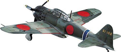 - 1/48 MITSUBISHI A6M5 ZERO FIGHTER TYPE 52 (ZEKE)