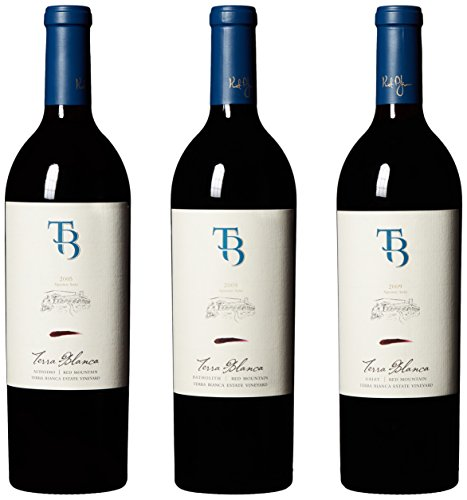 Terra Blanca Red Mountain Blends Mixed Pack, 3 x 750 mL