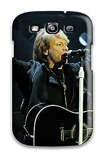 Premium InNxyQd148AQBtP Case With Scratch-resistant/ Jon Bon Jovi Desktop Case Cover For Galaxy S3