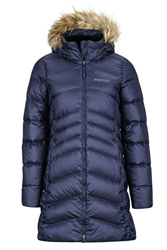 Marmot Women's Montreal Coat Midnight Navy Outerwear LG -
