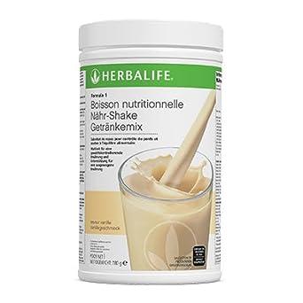 . Herbalife Austria Formula 1 Shake Vainilla, 780 g: Amazon.es: Industria, empresas y ciencia