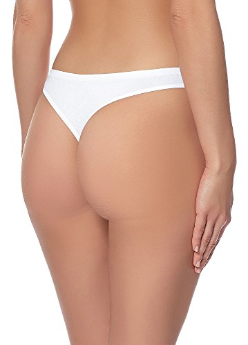 Merry Style String para mujer MSDS35 Blanco