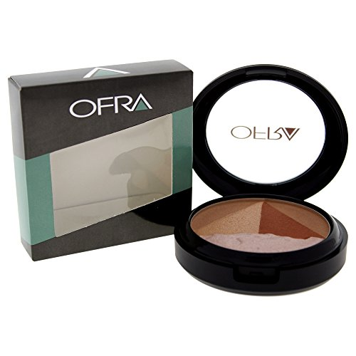 Egyptian Pyramids 3d - Ofra 3D Pyramid Egyptian Clay Bronzer, 0.35 Ounce