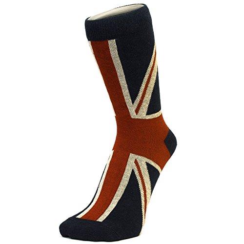 union jack socks - 8