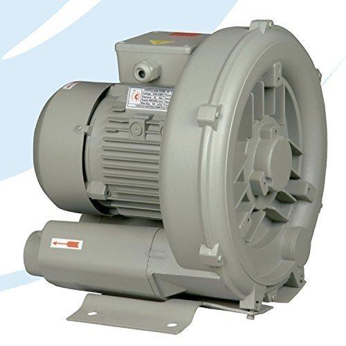 173851 220V 750W Elektrisch Motor Luftung Fischteich Belufter Sauerstoff Industriell Turbo