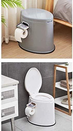 Draagbare toiletten, lichtgewicht Het toilet is en licht en kan op elk moment worden verplaatst zonder dat de ruimte ZHNGHENG