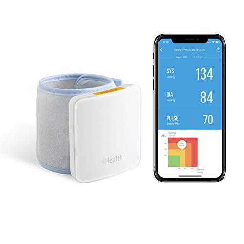 iHealth Sense Fully Automatic Wrist Smart Blood Pressure Cuf