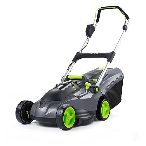 Gtech 1-05-005 Cordless Lawn Mower Vacuum Cleaner, 670 W, 40 liters,...