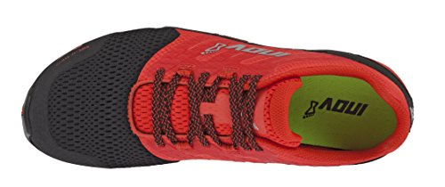 Inov-8 Mens Bare-XF 210 V2 - Barefoot Minimalist Cross Training Shoes - Zero Drop - Wide Toe Box - Versatile Shoe for Powerlifting & Gym - Calisthenics & Martial Arts - Black/Red 8 M US by Inov-8 (Image #4)