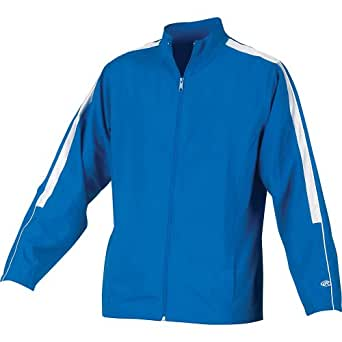 Rawlings Men's Acsj All Wether Performance Jacket(Royal, Small)