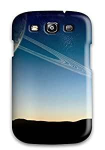 For Galaxy S3 Premium Tpu Case Cover Mountains High Moon Nature Other Protective Case