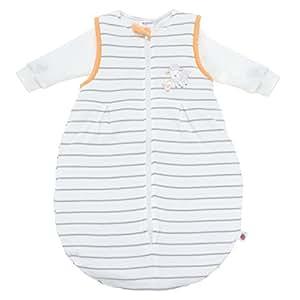 Coconette Saco de dormir bebé todo el año - 2 Piezas: saco exterior forrado y
