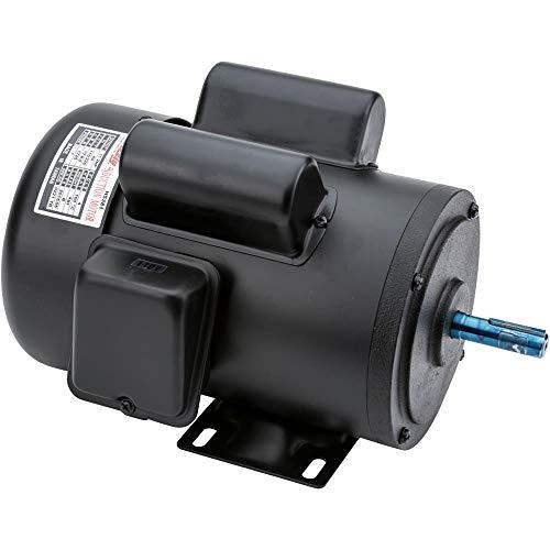 Grizzly H5381 Motor 1-1/2 HP Single-Phase 1725 RPM TEFC 110V/220V ()