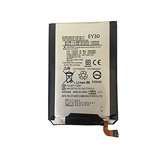 Price comparison product image UoUo EY30 Battery Replacement For MOTOROLA MOTO X 2nd XT1097 XT1096 XT1093 XT1095 EY30