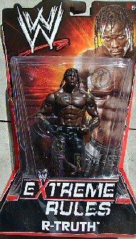 WWE Extreme Rules - R-Truth Figure (Figure Truth R)