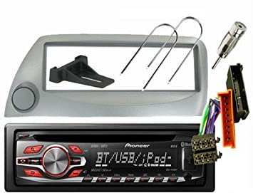 Ford Ka Silver Car Stereo Full Fitting Kit From Start To Finish Includes A Kenwood