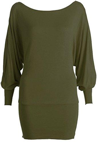 FashionClothing - Camisas - para mujer caqui