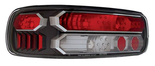 IPCW CWT-CE316CF Crystal Eyes Carbon Fiber Tail Lamp - Pair