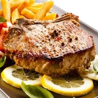 Today Gourmet - Pork Chops - Bone In (16 - 7oz Chops) by Today Gourmet