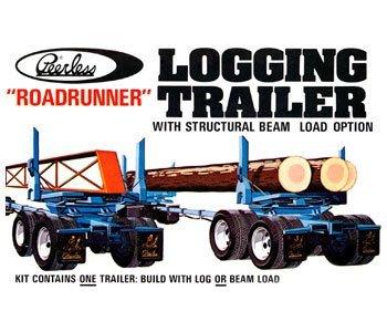 AMT628 AMT - Peerless Logging Trailer