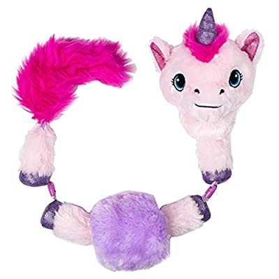 Twisty Petz Cuddlez, Snowpuff Unicorn Transforming Collectible Plush for Kids Aged 4 and Up: Toys & Games