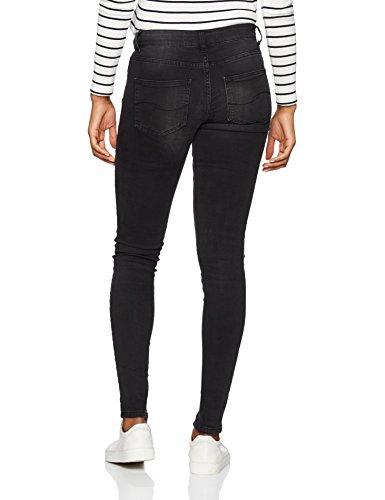 98z6 Donna black heavy Q Denim Grigio oliver St Jeans s By Designed S grey OUYBO