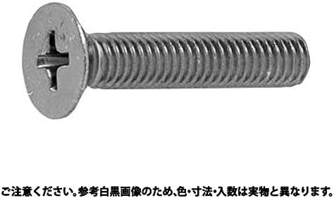 (+)皿小ねじ(全ねじ 材質(SUS316L) 規格(2X5) 入数(10000)