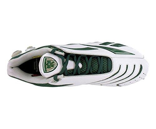 Reebok Pro Pump Burnerspd 5 / 8sd2 Mens Scarpa Da Calcio Bianca / Verde