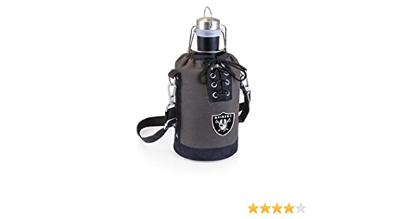 PICNIC TIME NFL Unisex Growler with Tote