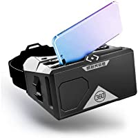 Gafas Merge RV/RA (Edición UE) - Auriculares de Realidad Virtual y Aumentada, compatibles con Android y iPhone - Lentes…
