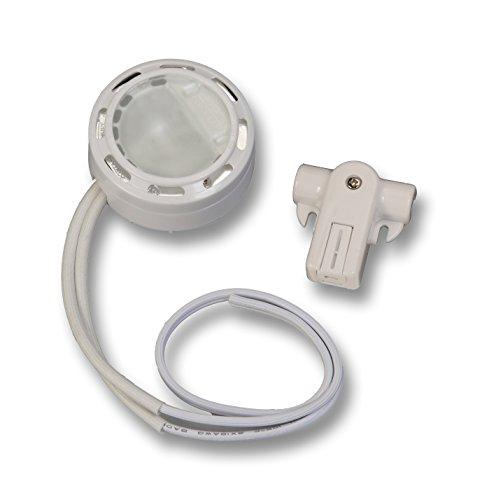 Westek XLV11HCCC 120-volt 20-watt Xenon Line Voltage Accent Light Extension Kit, (Xenon 120v Puck Light)