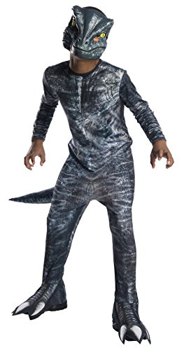 Rubie's Jurassic World: Fallen Kingdom Child's Velociraptor Costume, -