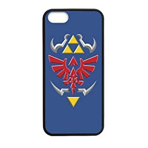 SUUER The Legend Of Zelda Blue Personalized Custom Plastic Hard CASE for iPhone 6 plus 5.5 Durable Case Cover